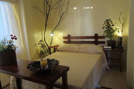Chic Flat with Garden Deck - Casa