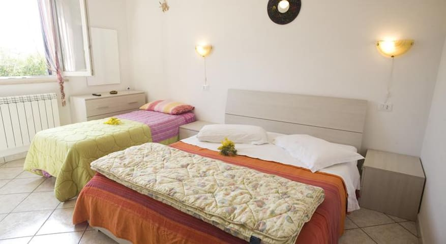 B&B Arcafelice Camera A - Termoli - Bed & Breakfast