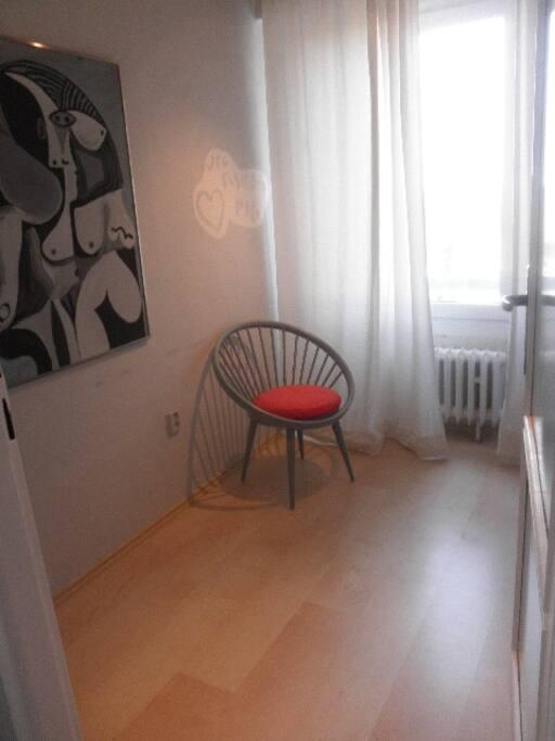 Small room - Walkinncloset