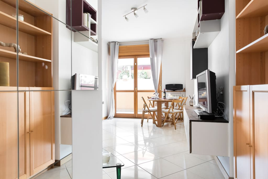 Comfortable Appartment In Rome Apartments For Rent In