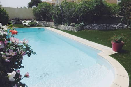 villa 15 min plage VILLA avec picine et studette - Cournonsec