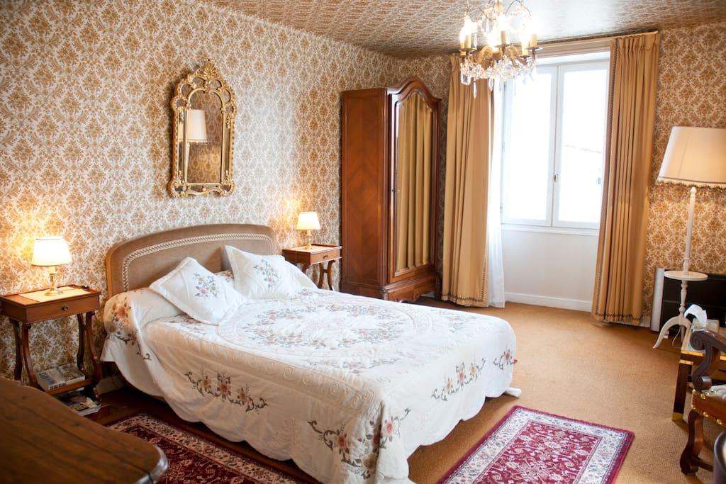chambres d 39 h tes pr s de nantes machecoul b b. Black Bedroom Furniture Sets. Home Design Ideas