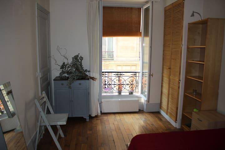 Appartement privé dans le quartier latin