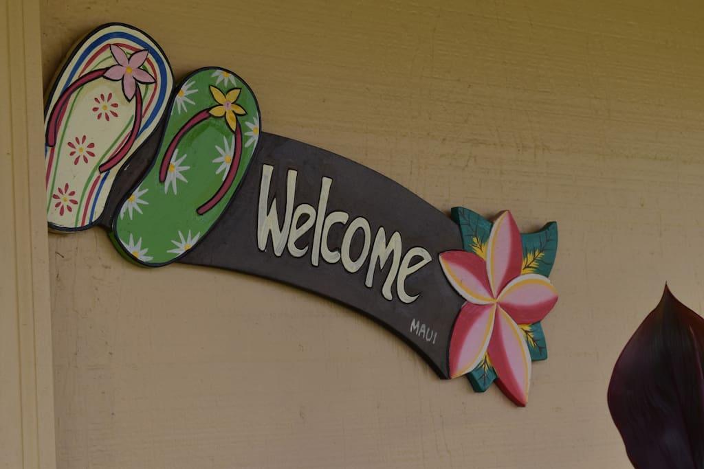Aloha and welcome to Maui~