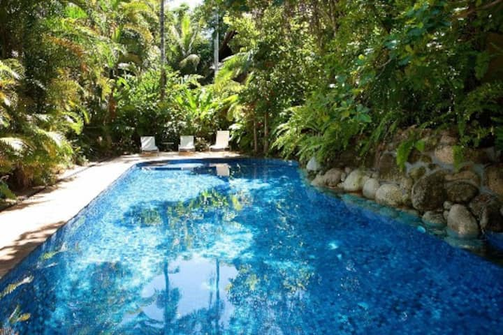 Coral Sea Villas 2 Bedroom Townhouse Port Douglas