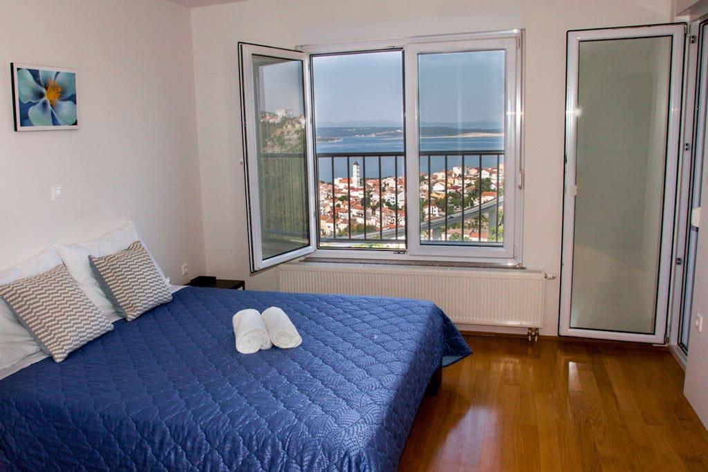 Bedroom 1 with en-suit