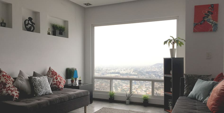 Cozy Penthouse with Great View - Monterrey - Appartement