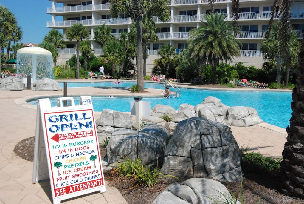 Sterling Shores 3 Bedroom 2 Bath Gulf Front Condo
