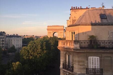 Big Appartement l'Arc de Triomphe - Párizs - Lakás