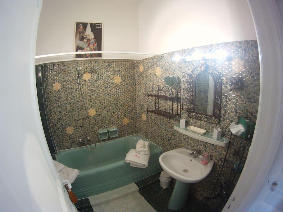 Salle de bain BYZANCE