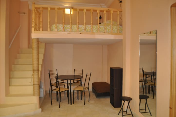 STUDIO MEZZANINE CASBAH TANGER - Tangier - Appartement