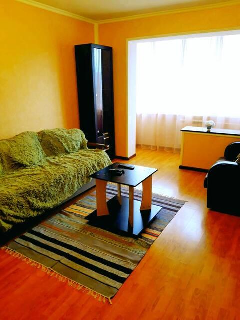 Уютная и чистая квартира для Вас