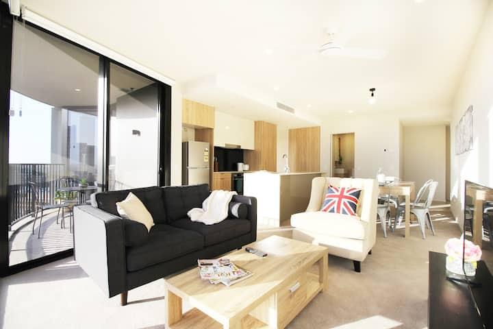 First Class Residence on Queen St, Brisbane CBD