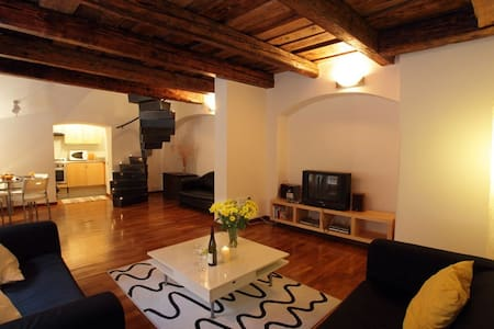 Romantic apartment in Prague - Prag - Loft