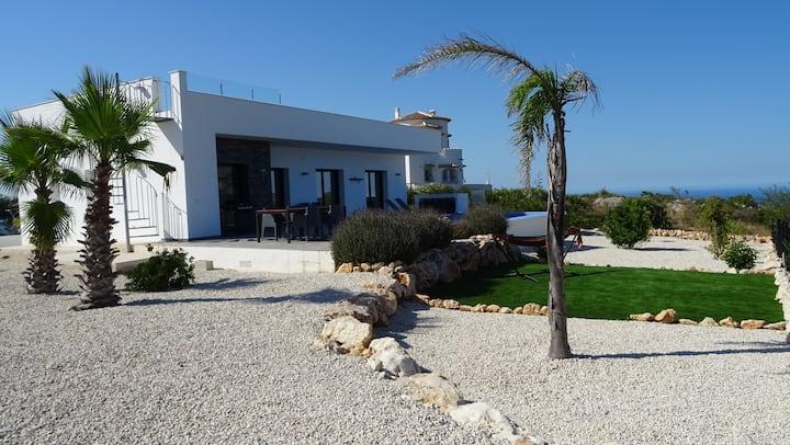 Moderne luxe vrijstaande villa
