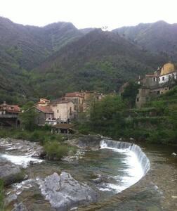Casa mare monti - Badalucco