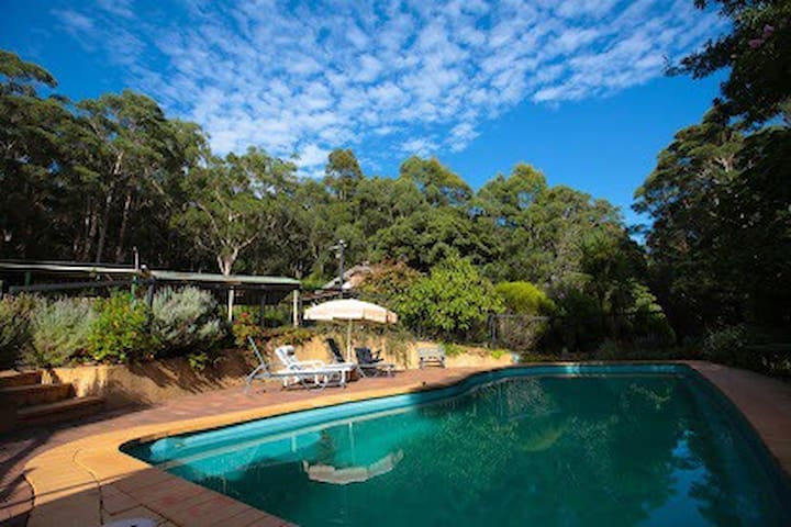 Cottage Valley Farm Stay Batemans Bay Pet friendly