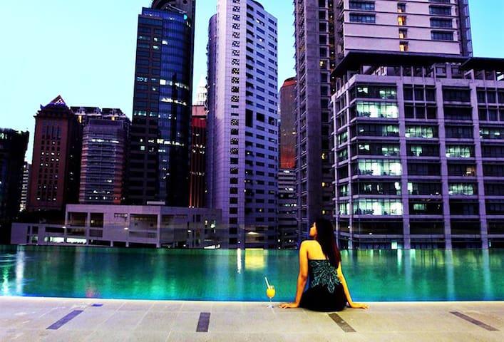 LUXURY DELUXE SUITE INVITO BukitBintang (KL TOWER) - Kuala Lumpur