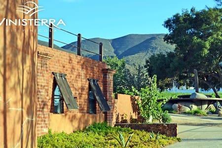 Casa Macouzet: En el Valle de Guadalupe