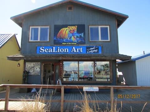 Sea Lion South