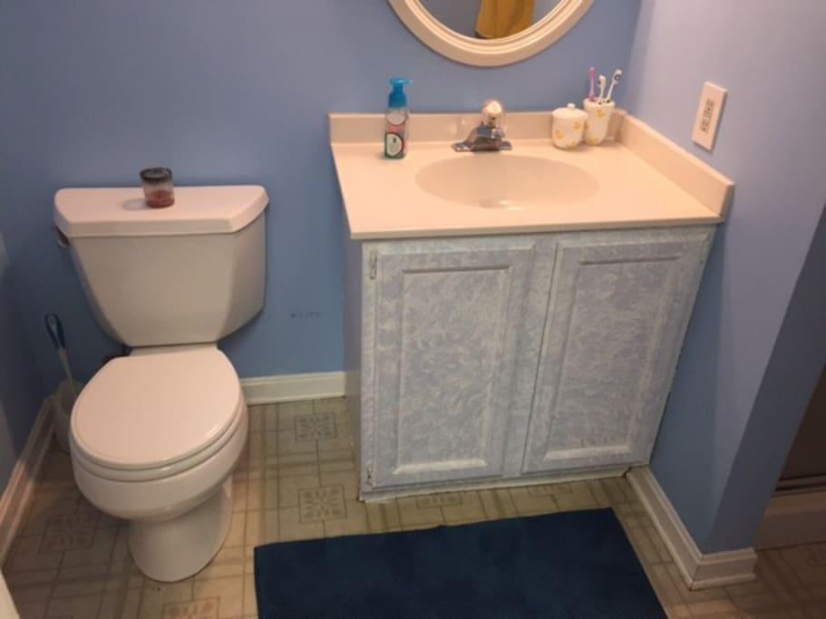 dc cozy basement room with private bathroom casas en alquiler en