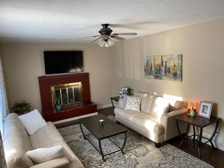 Two Bedroom Cozy Suite