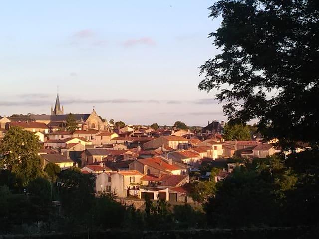 Chambre d'hôte à 15 minutes du Puy du Fou