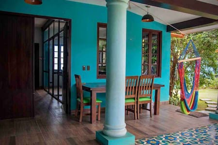 Private apartment with huge garden in Masaya
