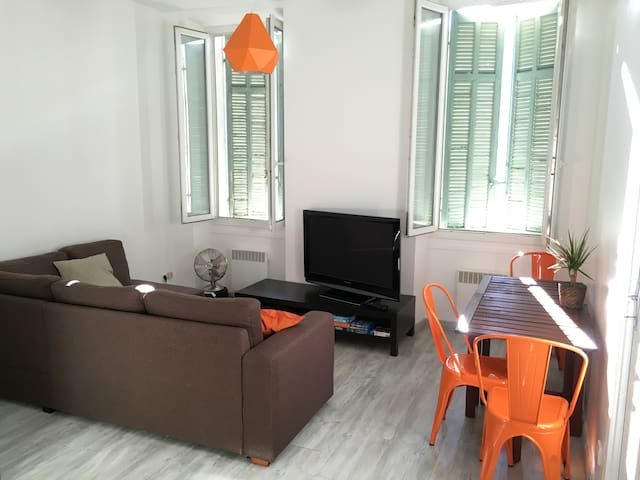 Apartment 35m2 closed to the center - Marseille - Byt