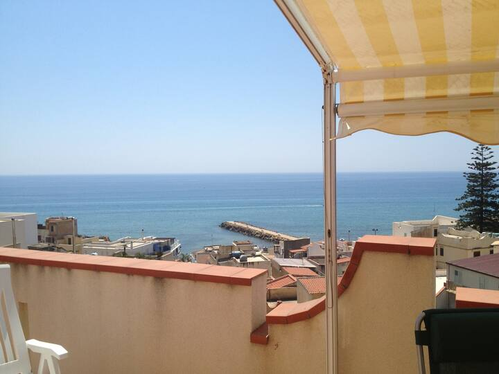 Appartamento Selinunte vista mare