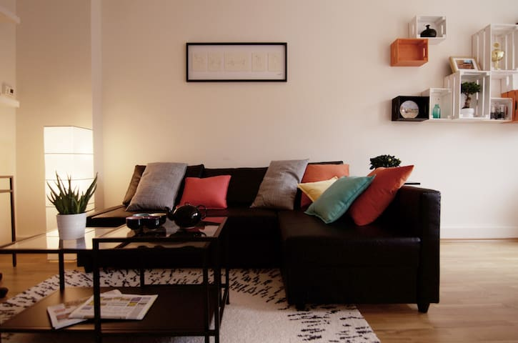 schöne Wohnung im Herz von Hannover - Hanover - Byt