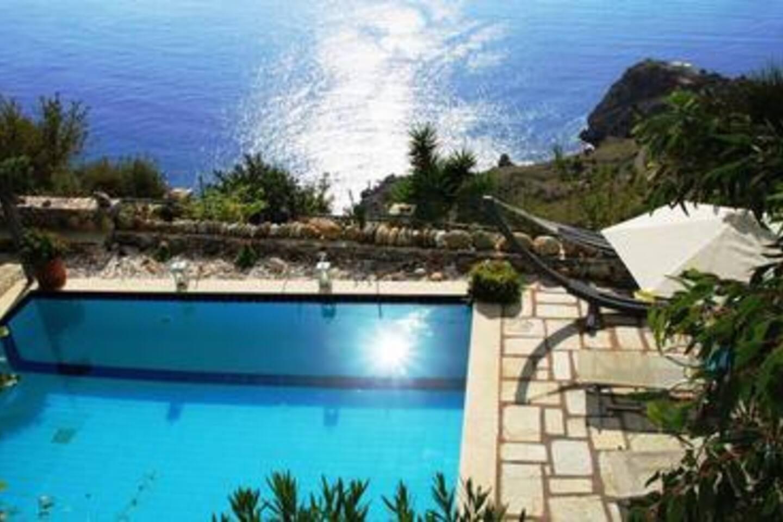 Stefanos villa private pool