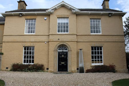 Manse Manor Hall - Crewkerne - Ev