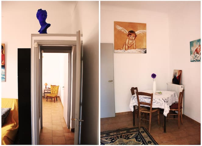 salon / living room / salotto