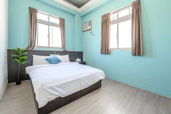 H& 台東福美渡假公寓 - 標準雙人房