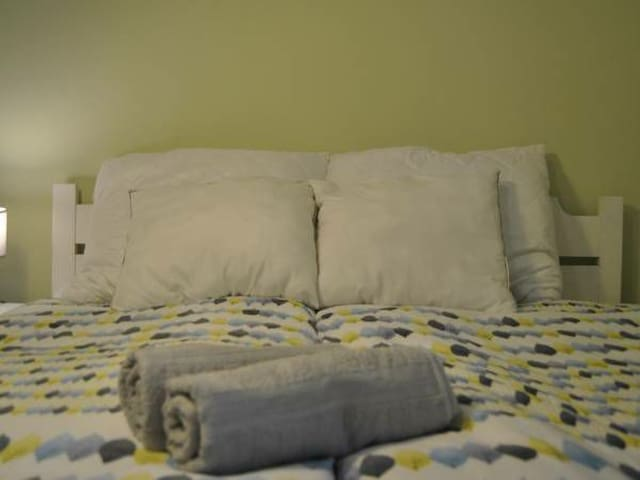 Pokój dwuosobowy z łóżkiem małżeńskim - ROMANTIC