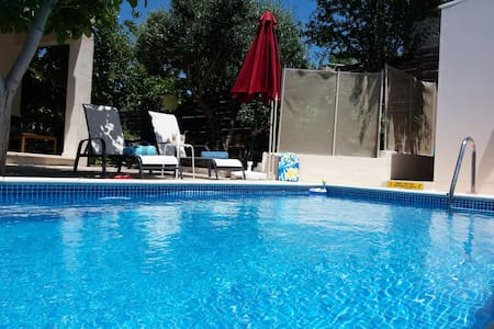 """""""Aria Holiday House"""" with a Private Pool in Paphos"""