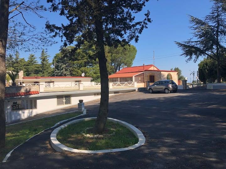 Villa Antonietta, First House.