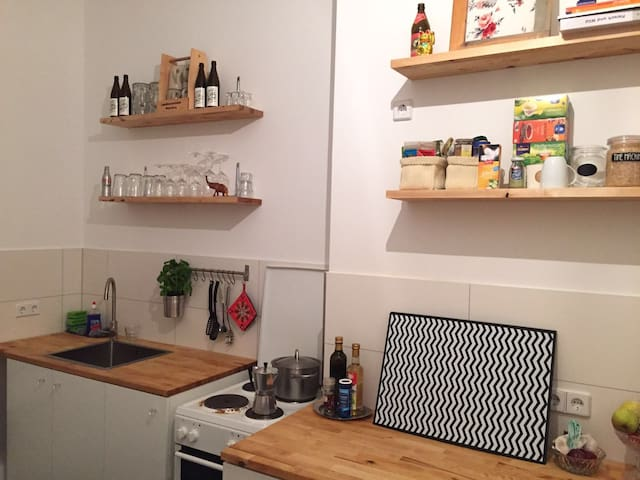 Cosy room in Friedrichshain - Berlin - Apartment