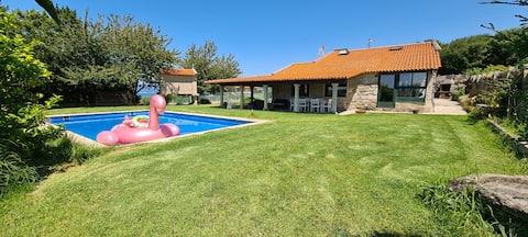 Villa de LUXE Bueu