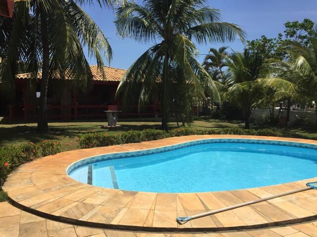 Casa de praia no Litoral Norte da Bahia,  C do Sol