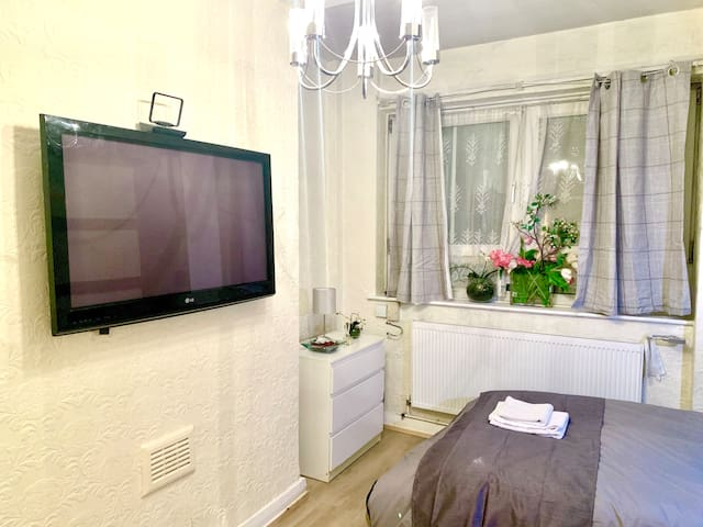 Modern & Clean Room London Tower Bridge Road zone1
