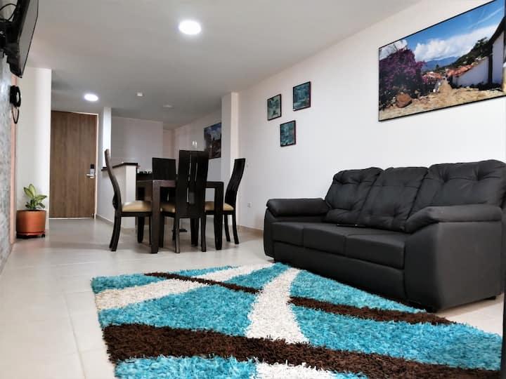Apartamento Loft Centro 302