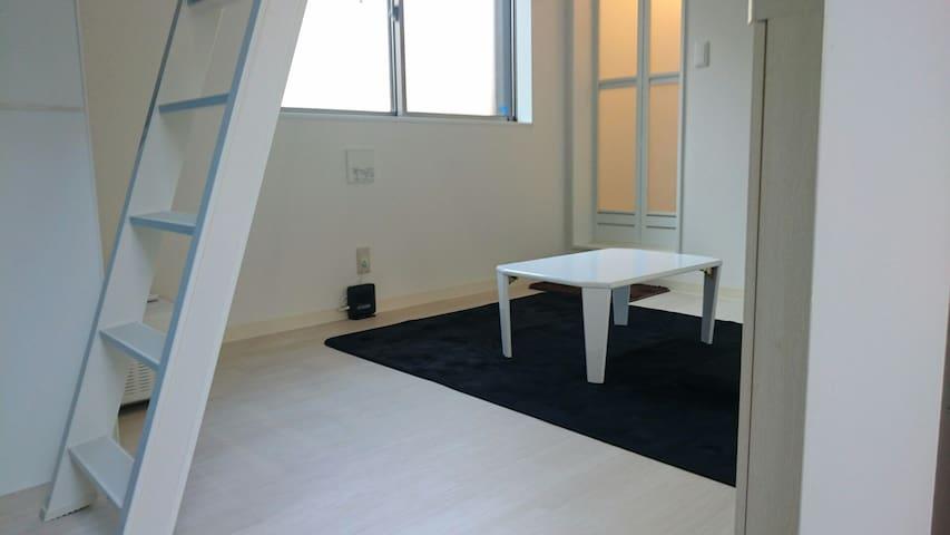 JR中央線国分寺駅南口から徒歩5分。Wi-Fi無料。新築designers apartment - Kokubunji-shi - Daire