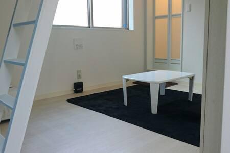 JR中央線国分寺駅南口から徒歩5分。Wi-Fi無料。新築designers apartment - Kokubunji-shi - Apartamento