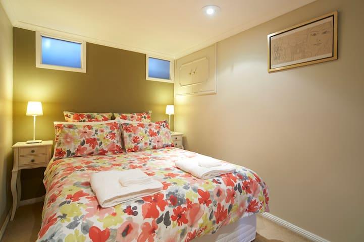 Separate Bed Room