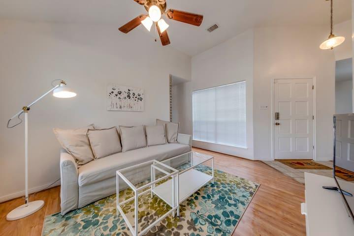 Cozy, quiet, beautiful 1b1b home - Houston - Talo