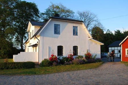 Charming cottage in the countryside - Asige - Bed & Breakfast