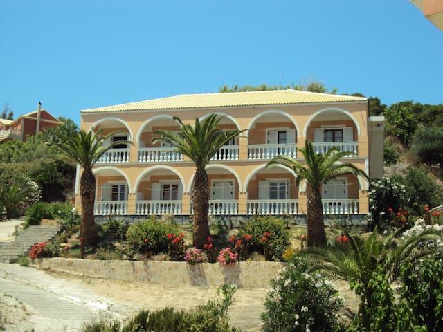 adriatica view  studio - Γαρδενος - Apartemen