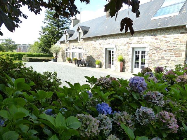 B&B charme Mont Saint Michel & Plages débarquement - Fleury - Bed & Breakfast